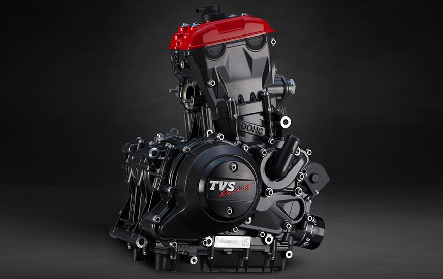 TVS-Apache-RR-310-reverse-inclined-engine