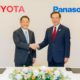 Toyota-Panasonic-Prismatic-battery