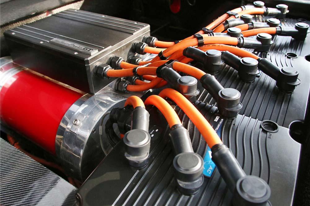 1976-Ferrari-308-GTS-Electric-drivetrain