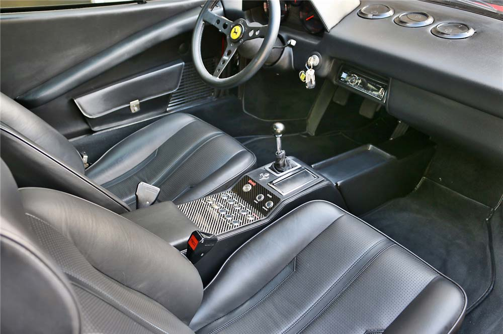 1976-Ferrari-308-GTS-Electric-interior
