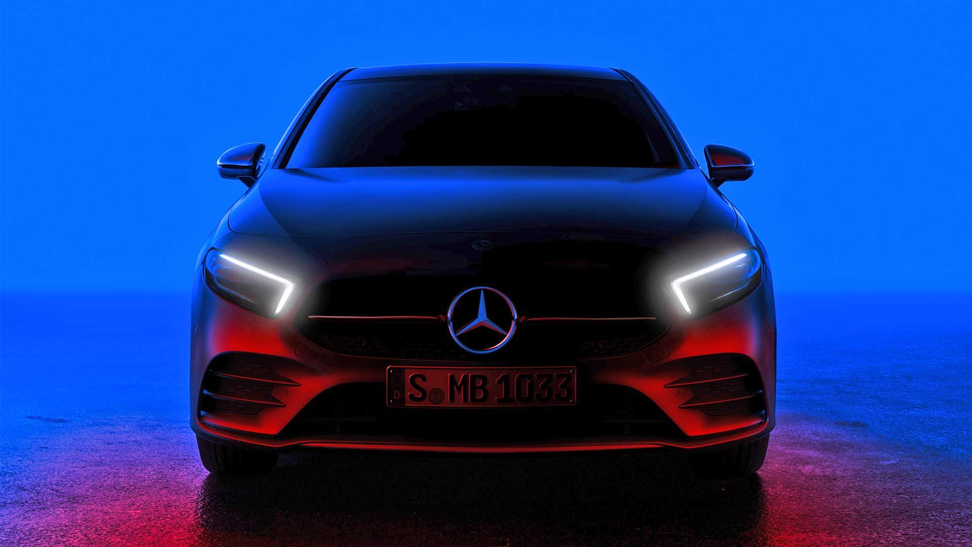 2018-4th-generation-Mercedes-Benz-A-Class-teaser