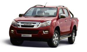 2018-Isuzu-D-Max-V-Cross-India