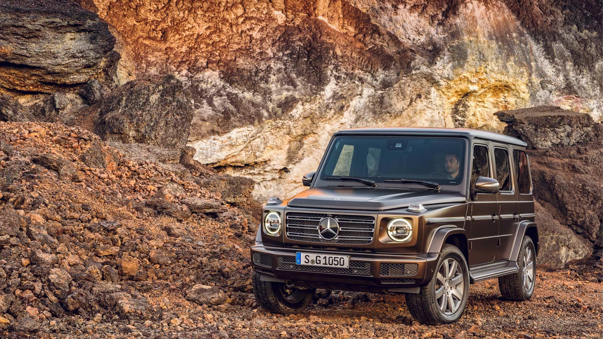 2018-Second-Generation-Mercedes-Benz-G-Class_2