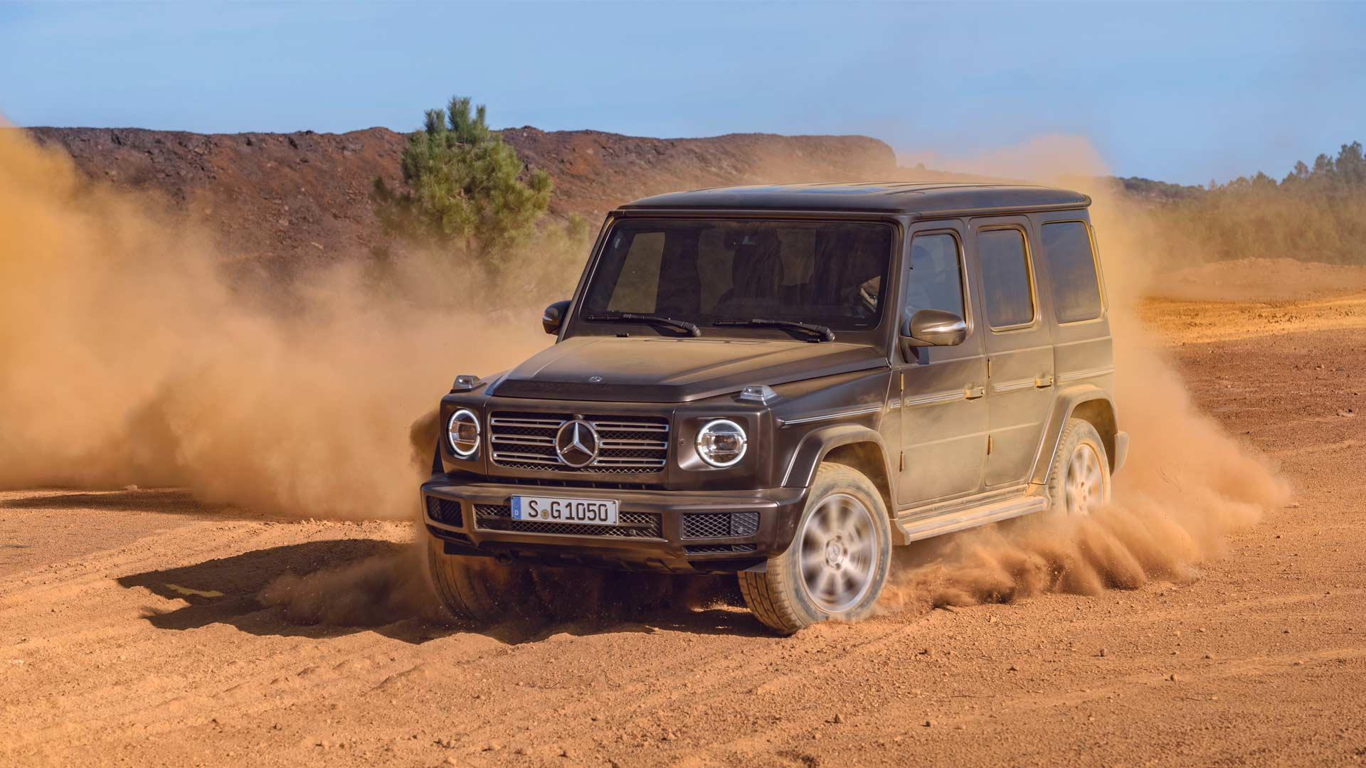 2018-Second-Generation-Mercedes-Benz-G-Class_8