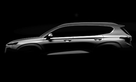 2019-4th-generation-Hyundai-Santa Fe-teaser