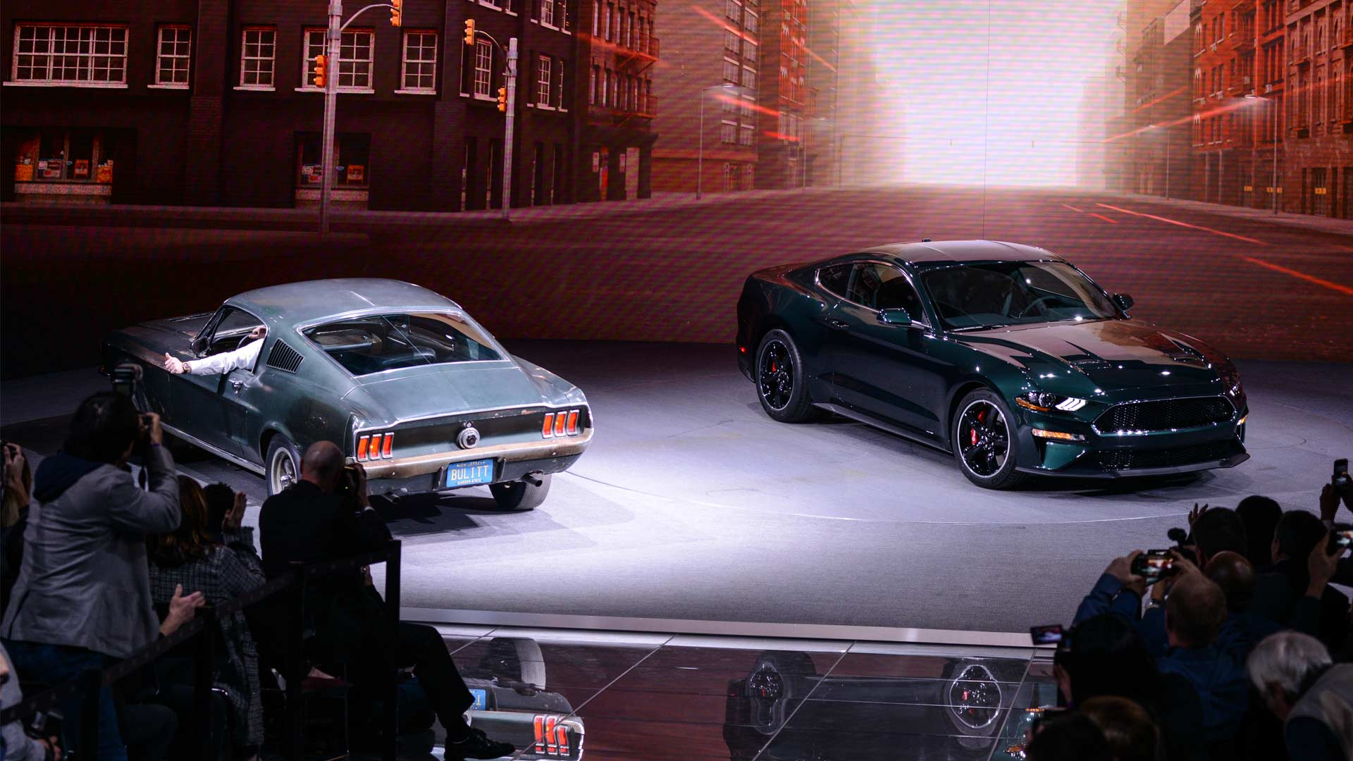 2019 ford mustang bullitt is a 50th anniversary thriller autodevot. Black Bedroom Furniture Sets. Home Design Ideas