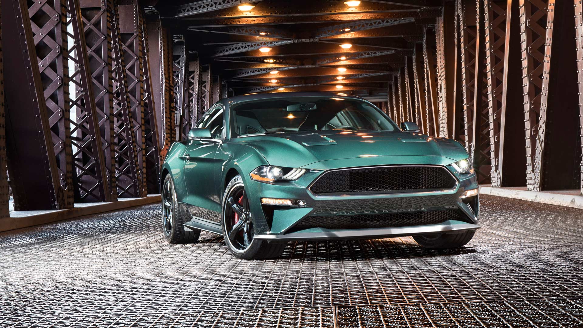 2019 Ford Mustang Bullitt Is A 50th Anniversary Thriller