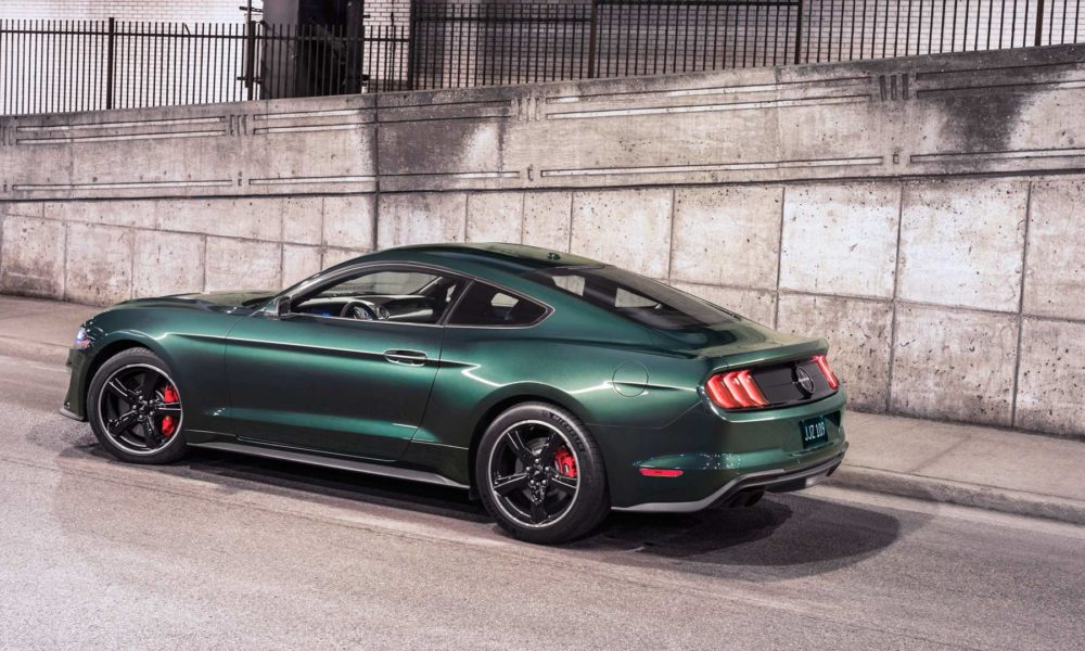 2019 Ford Mustang Bullitt Is A 50th Anniversary Thriller