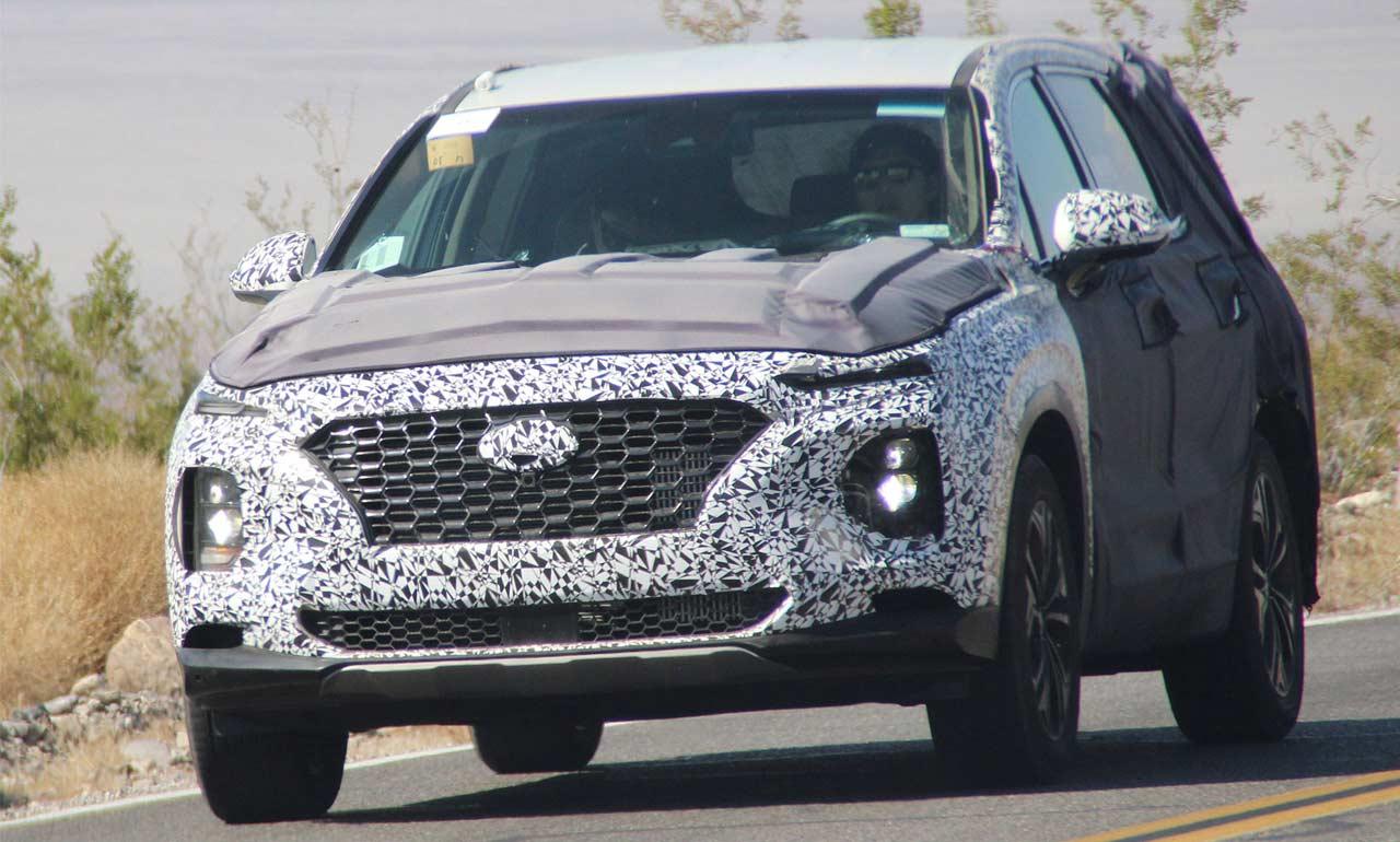 2019-Hyundai-Santa-Fe-prototype-spy-shot