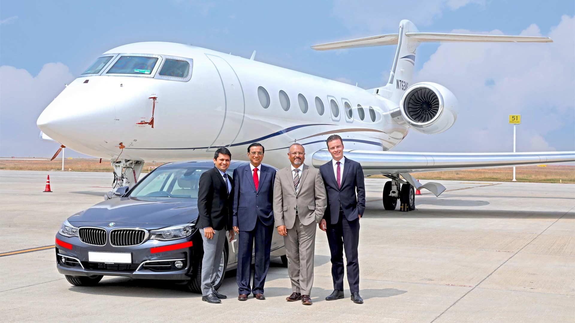 BMW-KIAL-Bengaluru-Airport-VIP-transport