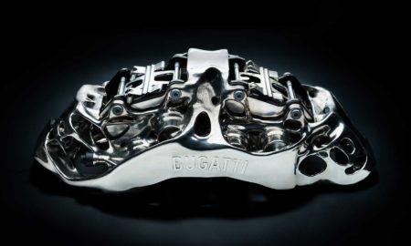 Bugatti-3D-printed-brake-caliper