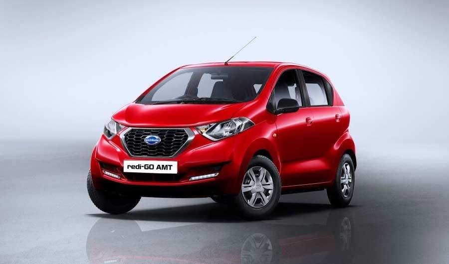 Datsun-Redi-GO-AMT-India