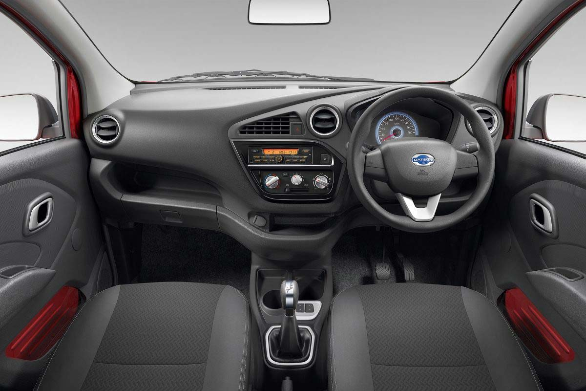 Datsun redi-GO AMT launched at Rs 3.80 lakh - Autodevot