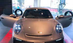 India's first Porsche 911 GT3 (991.2) delivered in Bengaluru