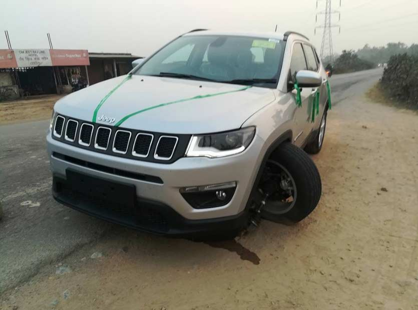 Jeep-Compass-breaks-down-soon-after-delivery-suspension-India