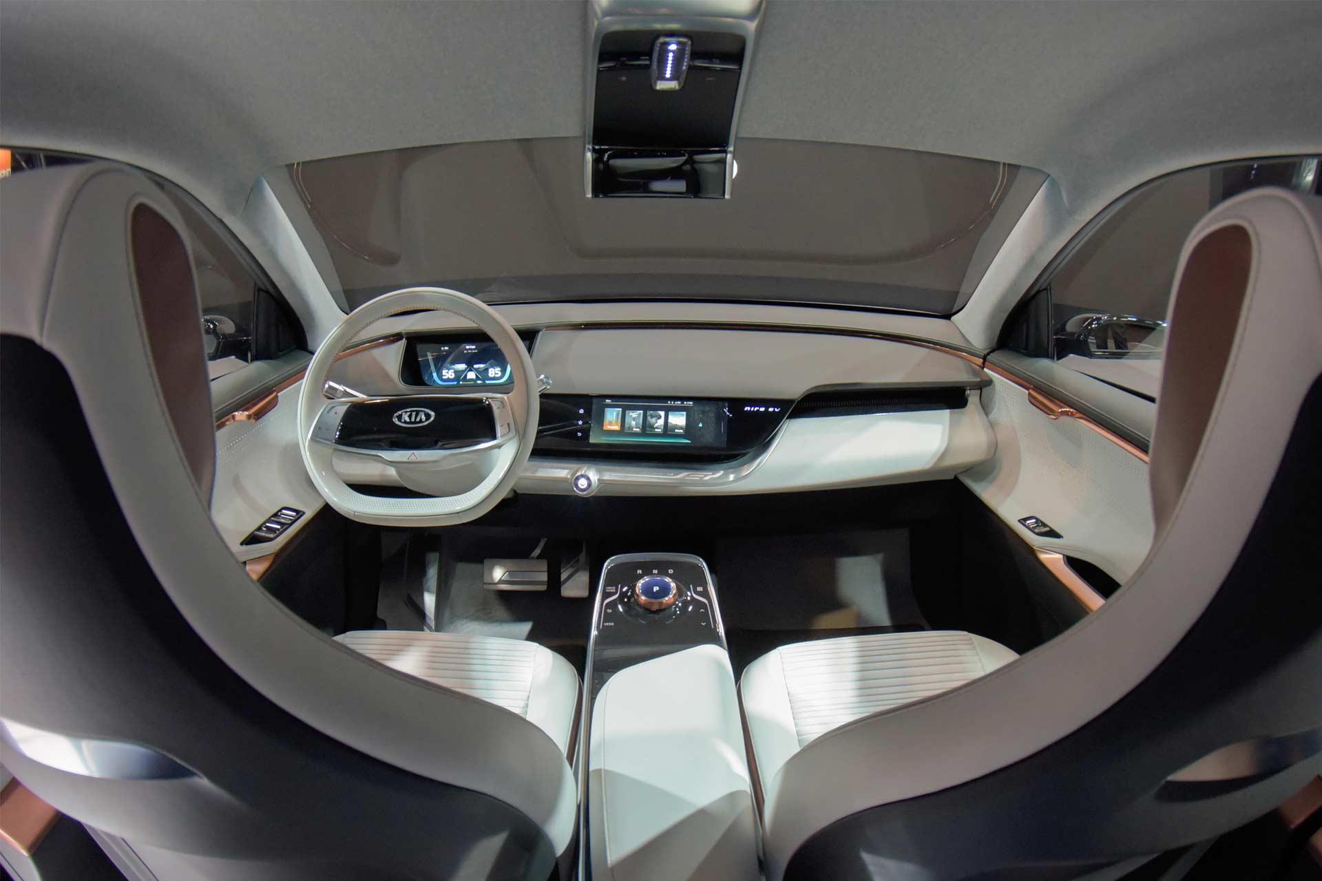 Kia-Niro-EV-interior