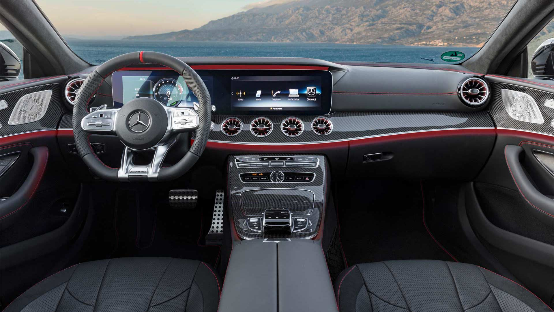 Mercedes Amg 53 Series Models Unveiled Cls E Coupe And