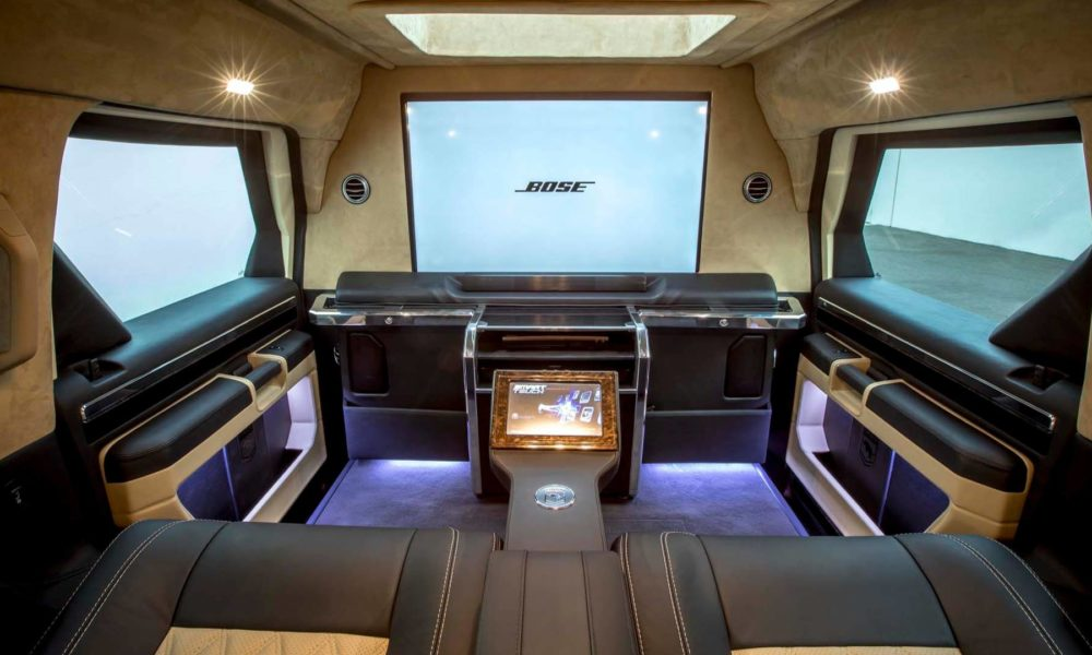 Rhino GX Executive gets first class entertainment with 40 ...