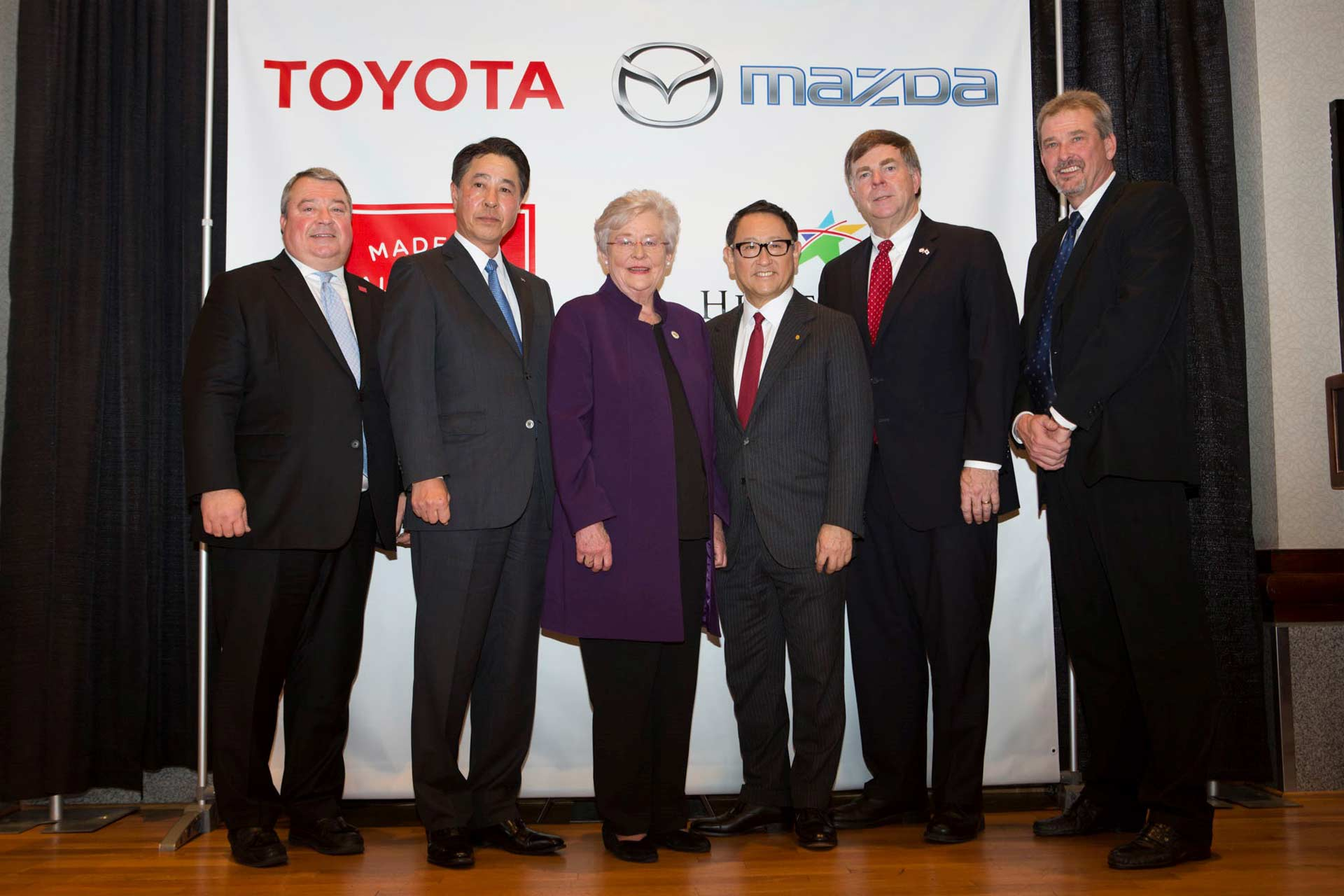 Toyota And Mazda To Invest 1 6 Billion For New Facility