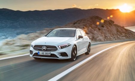 2018 4th generation Mercedes-Benz A-Class