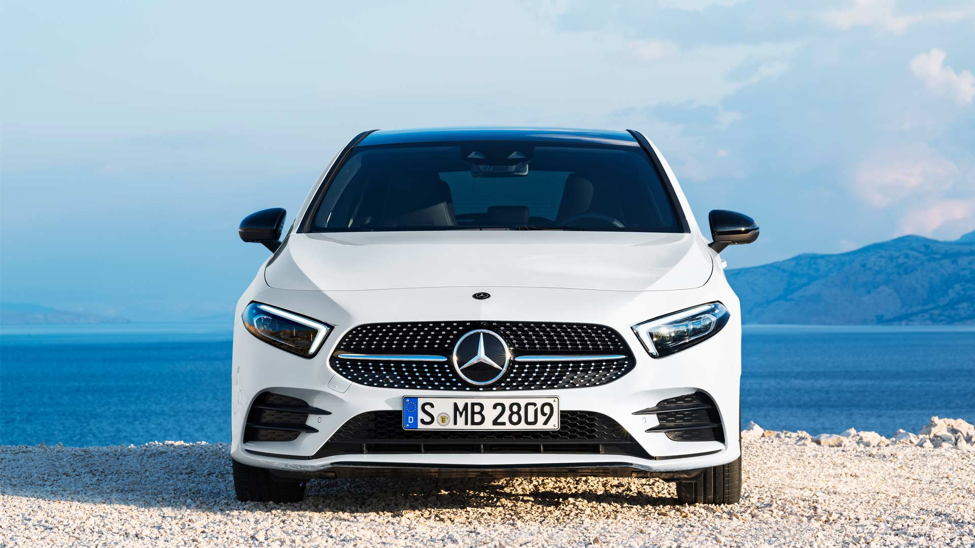 2018 4th generation Mercedes-Benz A-Class_3