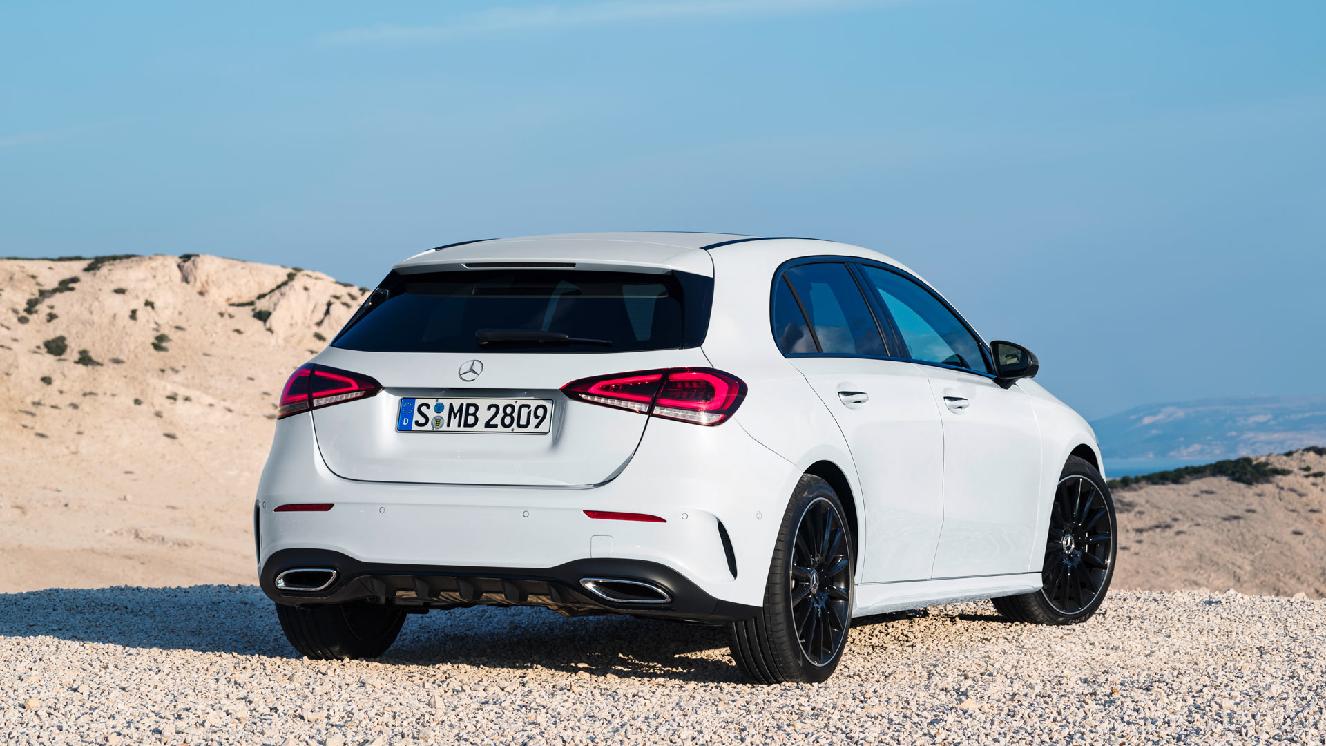 2018 4th generation Mercedes-Benz A-Class_4
