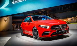 2018 4th generation Mercedes-Benz A-Class_5