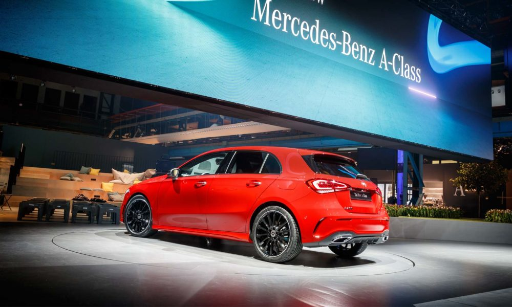 2018 4th generation Mercedes-Benz A-Class_6