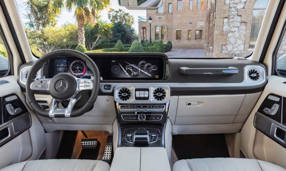 2018-Mercedes-AMG-G-63-Interior