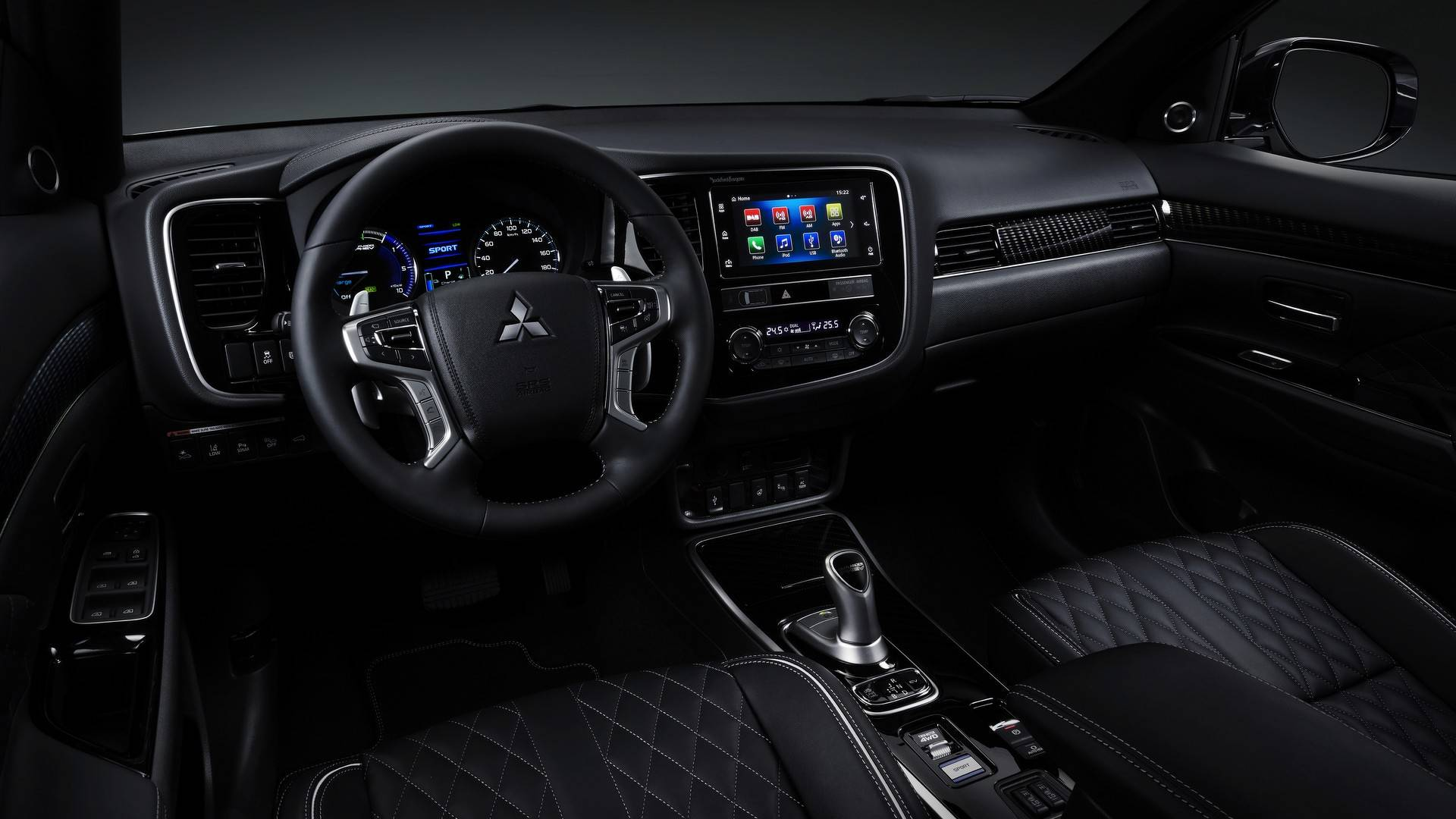 2019-Mitsubishi-Outlander-PHEV-Interior