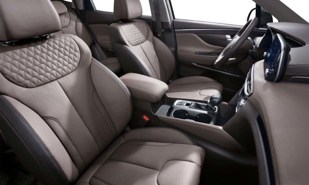 4th-Generation-2018-Hyundai-Santa-Fe-Interior