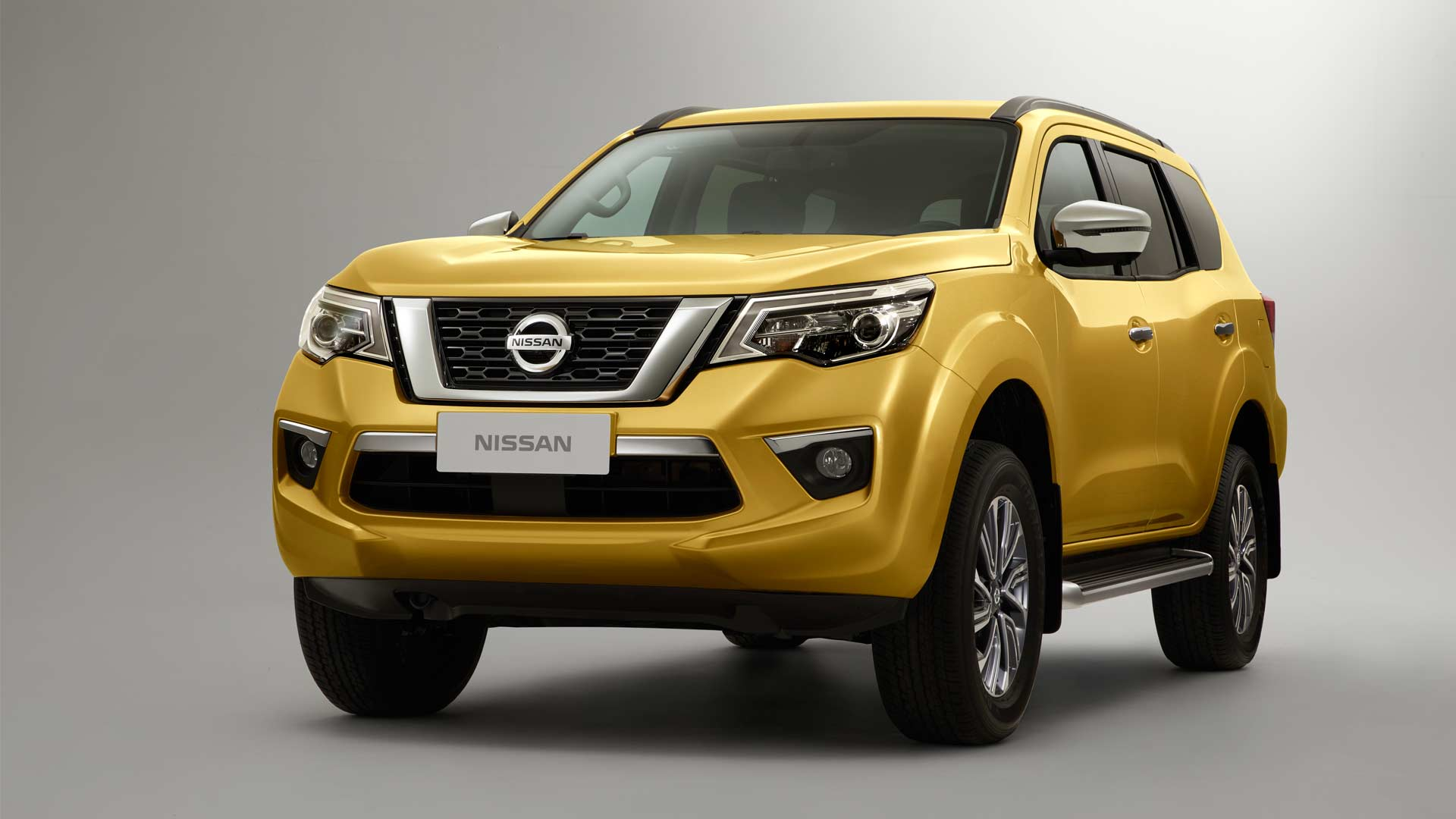 Navara Based Nissan Terra Suv Officially Revealed Autodevot