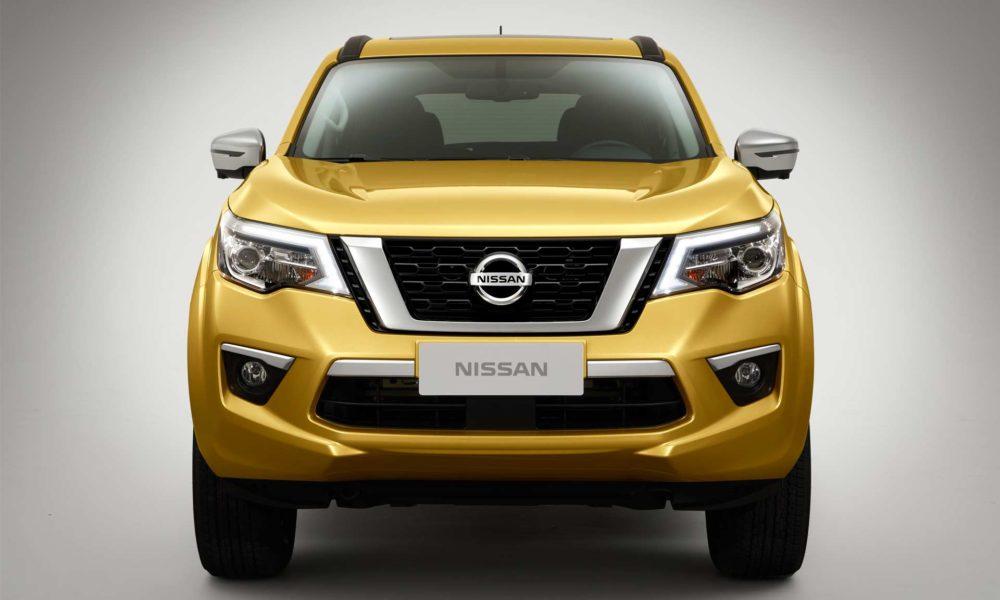 Nissan Xterra Sale Price >> Navara-based Nissan Terra SUV officially revealed - Autodevot