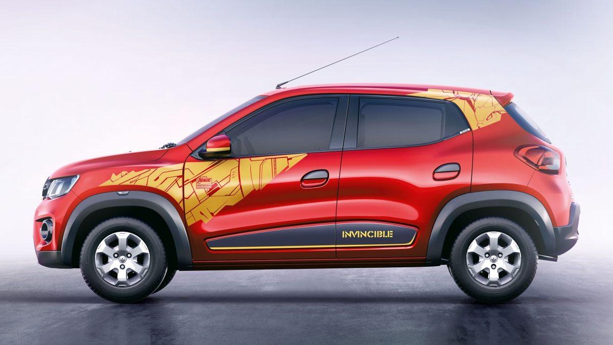 Renault-Kwid-Avengers-Iron-Man_3