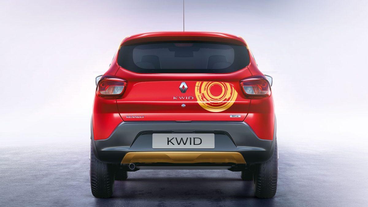 Renault-Kwid-Avengers-Iron-Man_4