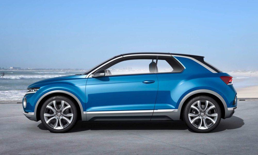volkswagen confirms t roc suv cabriolet autodevot. Black Bedroom Furniture Sets. Home Design Ideas