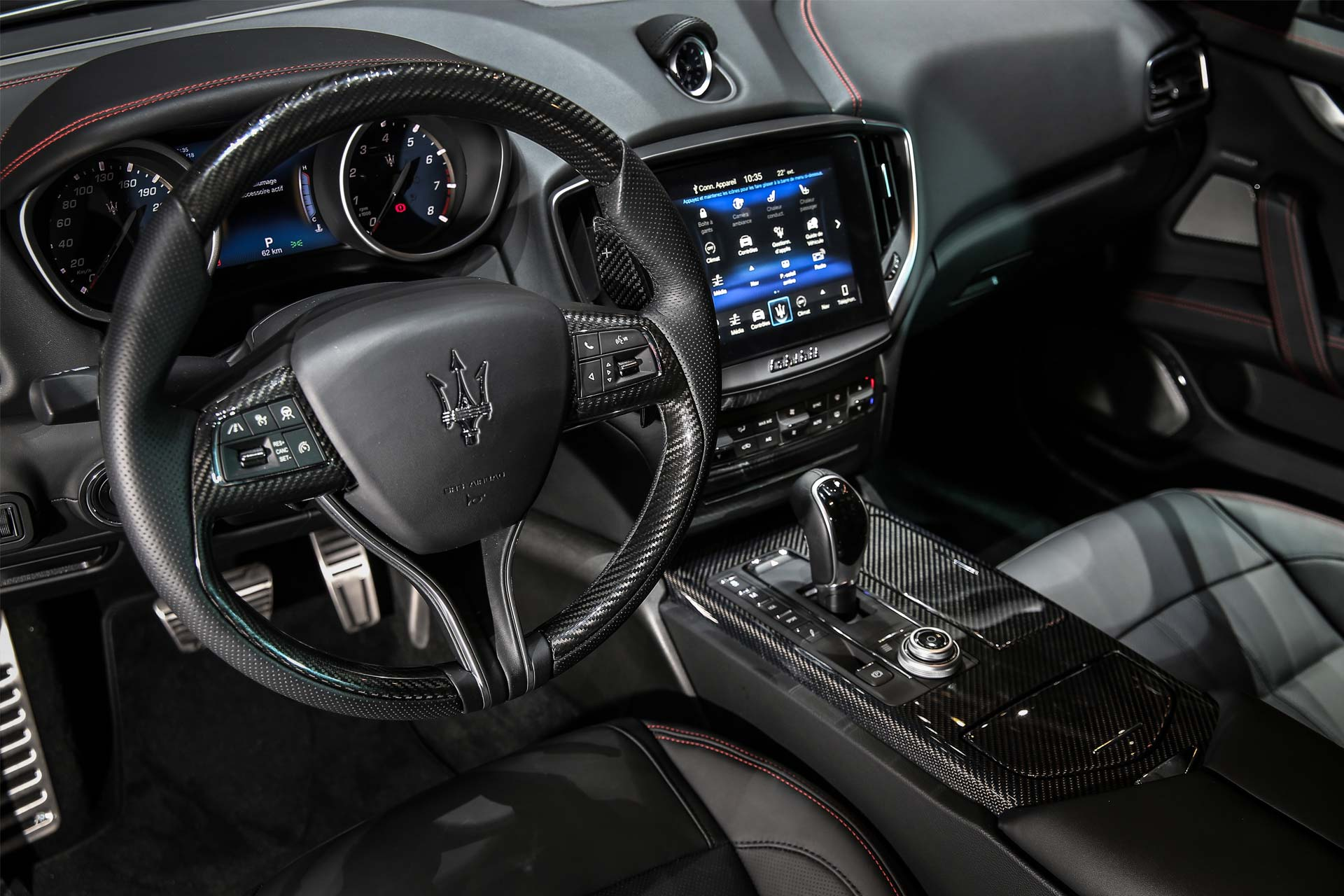 2018 Maserati Ghibli launched at Rs 1.33 Crore - Autodevot