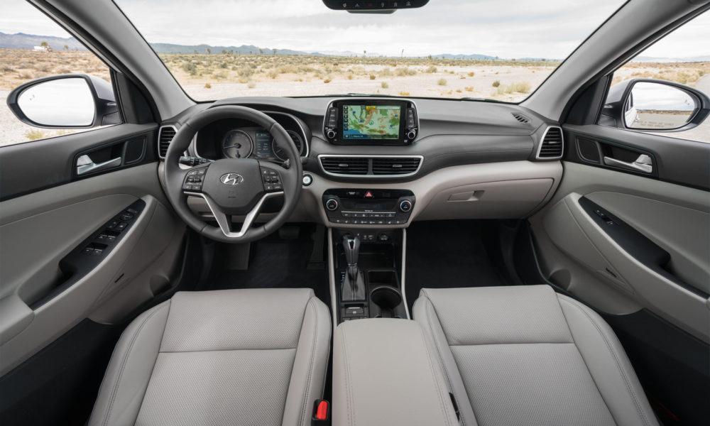 2019-Hyundai-Tucson-interior