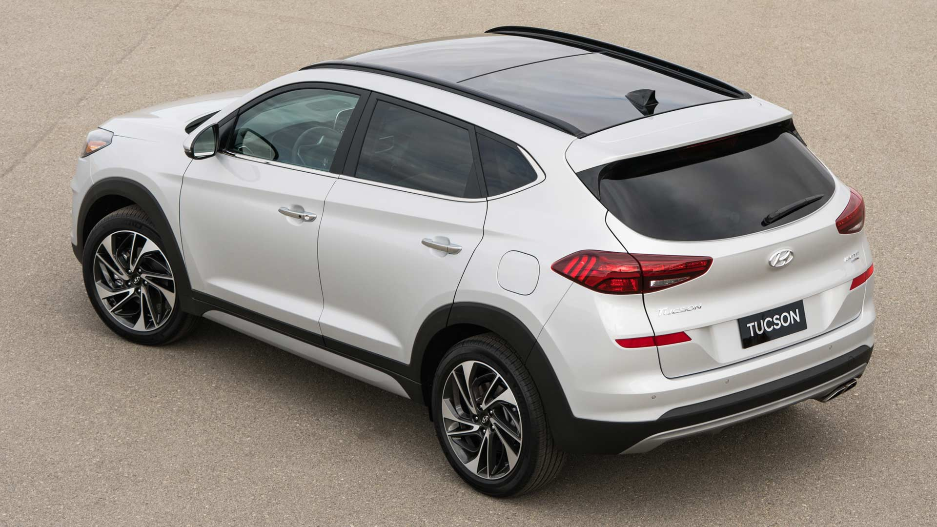 2019 hyundai tucson gets refreshed exterior and more equipment autodevot. Black Bedroom Furniture Sets. Home Design Ideas