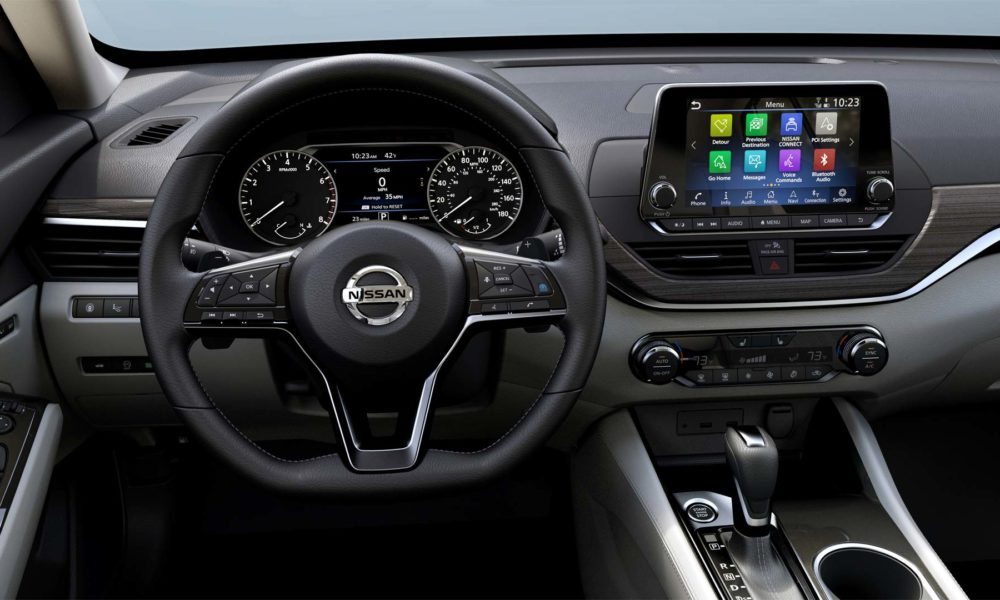 2019 Nissan Altima debuts with Intelligent All-Wheel Drive ...
