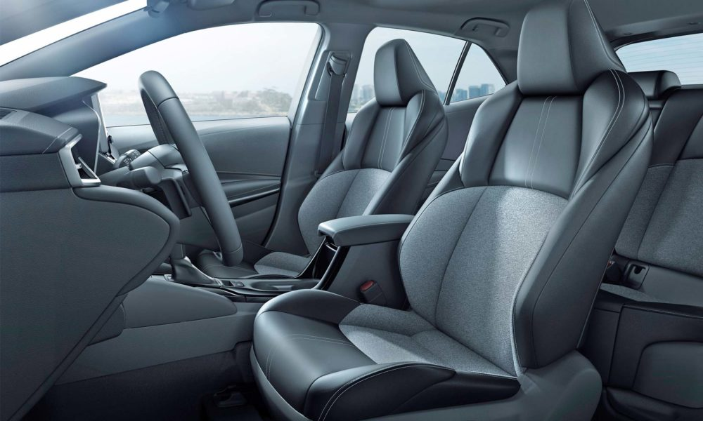 2019 Toyota Corolla Hatchback Revealed Autodevot