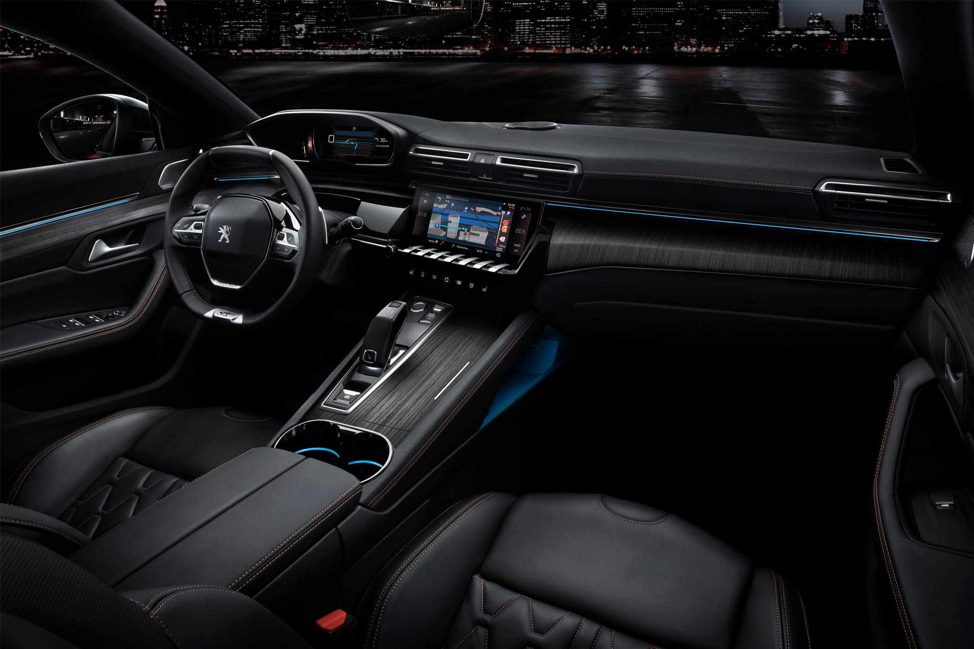 2nd-Generation-2018-Peugeot-508-Interior_2
