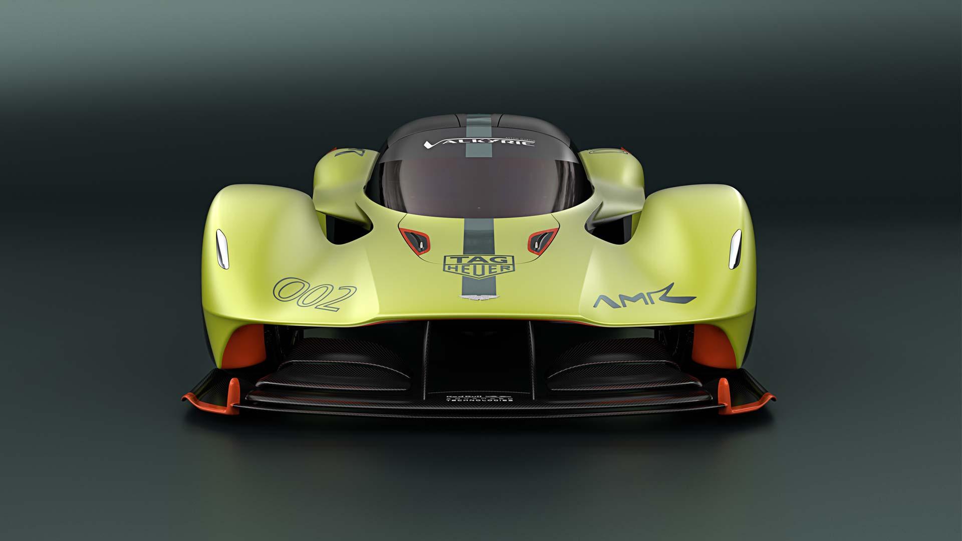 Aston Martin Valkyrie AMR Pro_2
