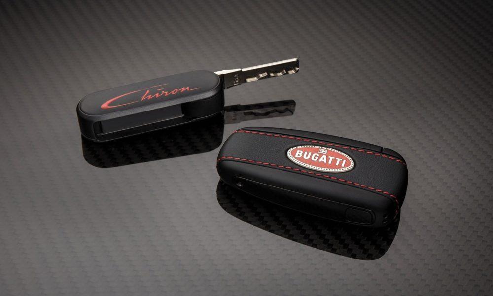 Bugatti Chiron Sport-key