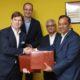 Ford-Mahindra-MoU-Signing