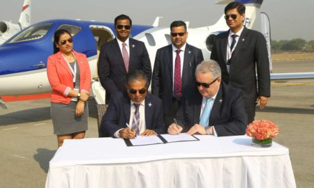 Honda Aircraft Company expands HondaJet sales to India