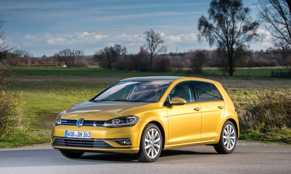 volkswagen golf 39 s 130 ps petrol engine is as efficient as a diesel autodevot. Black Bedroom Furniture Sets. Home Design Ideas