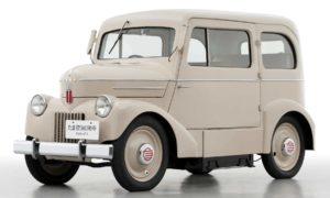 1947-Nissan-Tama-electric-vehicle