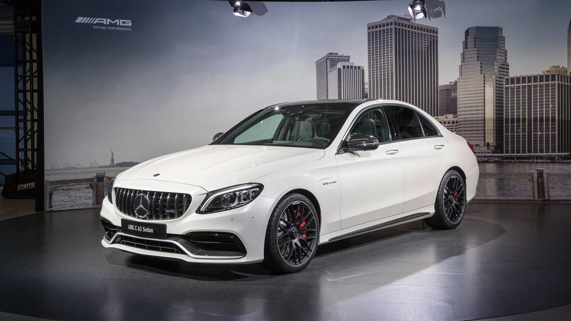 Mercedes' next C63 will be a hybrid, says AMG boss - Roadshow