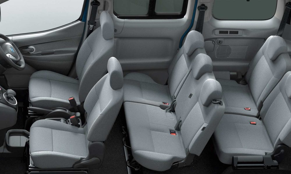 Nissan Nv Passenger >> Nissan e-NV200 updated with high-capacity battery - Autodevot